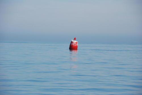 Zeilen op zee