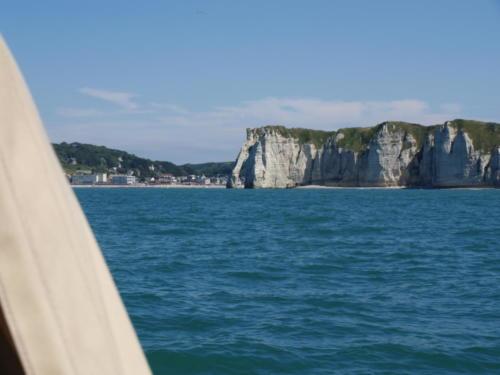 Zeilen bij Normandië