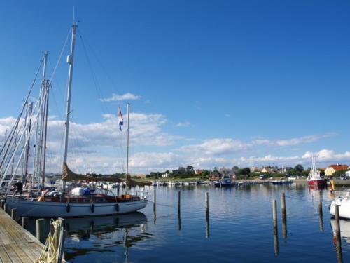 Samsø, Oostzee