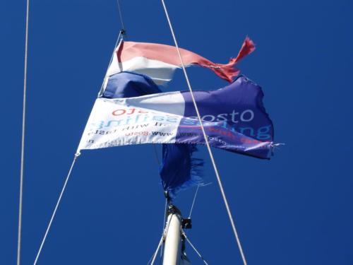 Gosto Sailing vlag